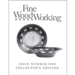 Fine Wood Working 011275 Commemorative First Issue