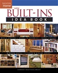 Taunton Press 070755 Taunton's New Built Ins idea Book, Paperback 9-3/16 x 10-7/8 in. 176 pages, with color photos and drawings
