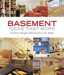 Taunton Press 070941 Taunton's Basement Ideas That Work Paperback 9 x 10-1/2 in. 184 pages, with 250 full-color photos and 23 drawings
