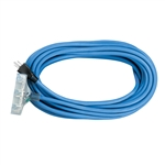 Voltec 05-00148 12/3 SJEOOW All-Flex Power Block Extension Cord with Lighted End, 50-Foot, Blue