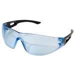 Edge AB113 Kirova - Black / Light Blue Lens