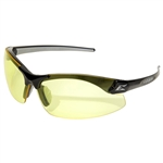 Edge DZ112 Zorge - Black / Yellow Lens