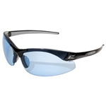 Edge DZ113 Zorge - Black / Light Blue Lens