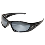 Edge GSB117 Baretti - Black / Silver Mirror Lens with Gasket