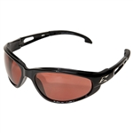 "Edge GSW115 Dakura - Black / Copper ""Driving"" Lens with Gasket"