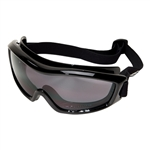 Edge HG116 Golan Low Profile Vented Goggle / Smoke Lens