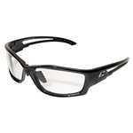 Edge SK111VS-AFT Kazbek Asian Fit - Black / Clear Vapor Shield Lens