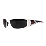 Edge XB146-P2 Brazeau Patriot 2 - White / Smoke Lens