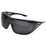 Edge XF116 - L Ossa Fit Over Glass - Smoke-Large