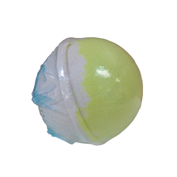 Bath Bomb Coconut Lime 100MG CBD