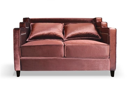 Abbey Loveseat | Urban Sofas Upholstered