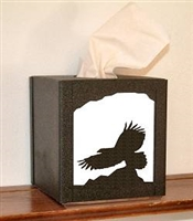 Facial Tissue Box Cover - Eagle Design