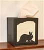 Facial Tissue Box Cover - Rabbit Design
