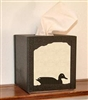 Facial Tissue Box Cover - Duck Design