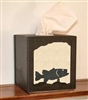 Facial Tissue Box Cover - Bass Design