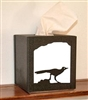 Facial Tissue Box Cover - Roadrunner Design