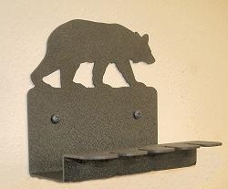 Toothbrush Holder- Bear Design