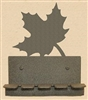 Toothbrush Holder- Maple Leaf Design