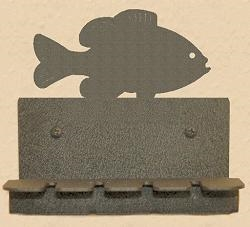 Toothbrush Holder- Panfish Design