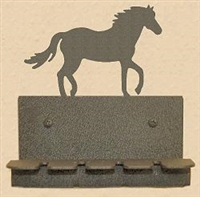 Wall Mounted Toothbrush Holder- Horse Design