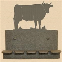 Wall Mounted Toothbrush Holder- Bull Design