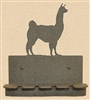 Wall Mounted Toothbrush Holder- Llama Design