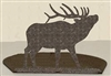 Silhouette Candle Holder - Elk Design