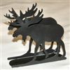 Rustic Napkin/Letter Holder - Moose Design