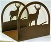 Northwoods Log Holder- Deer Design