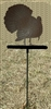 Metal Garden Stake- Turkey Design
