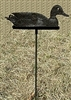 Metal Garden Stake- Duck Design