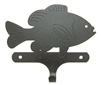 Decorative Single Wall Hook- Pan Fish Design