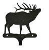 Decorative Single Wall Hook- Elk Design