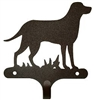 Decorative Single Wall Hook- Lab Retriever Design