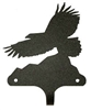 Decorative Single Wall Hook- Eagle Design