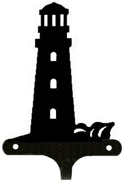 Decorative Single Wall Hook- Lighthouse Design