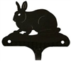 Decorative Single Wall Hook- Rabbit Design