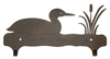 Double Wall Mounted Large Hooks- Loon Design
