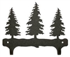 Double Wall Mounted Large Hooks- Tree Design