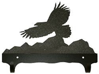 Double Wall Mounted Large Hooks- Eagle Design