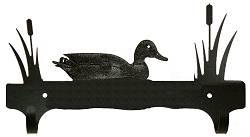 Double Wall Mounted Large Hooks- Duck Design