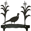 Double Wall Mounted Large Hooks- Pheasant Design