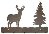 Key/Accessory Holder- Deer Design