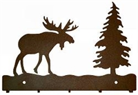 Key/Accessory Holder- Moose Design