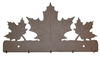 Key/Accessory Holder- Maple Leaf Design