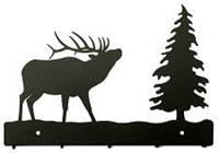 Key/Accessory Holder- Elk Design