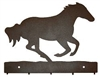 Key/Accessory Holder- Galloping Horse Design