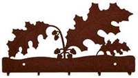 Key/Accessory Holder- Oak Leaf Design