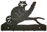 Key/Accessory Holder- Raccoon Design