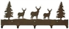 Wildlife Coat Hook- Deer Design